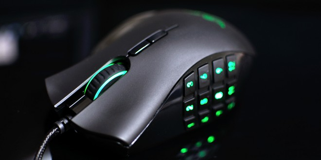 A comparison of three top gaming mice