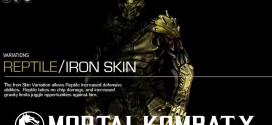 Reptile Returns in Mortal Kombat X