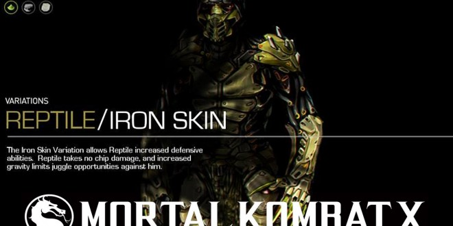 Check out the newest trailer for Mortal Kombat X that reveals the return of Reptile.