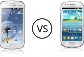 Samsung Galaxy Core vs Samsung Galaxy S Duos 2 comparison
