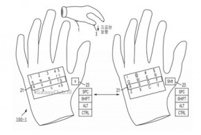 Is Samsung working on a real smart glove?
