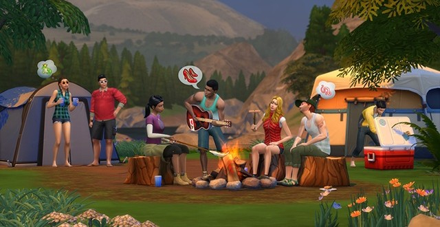The Sims 4 free on EA's Origin right now