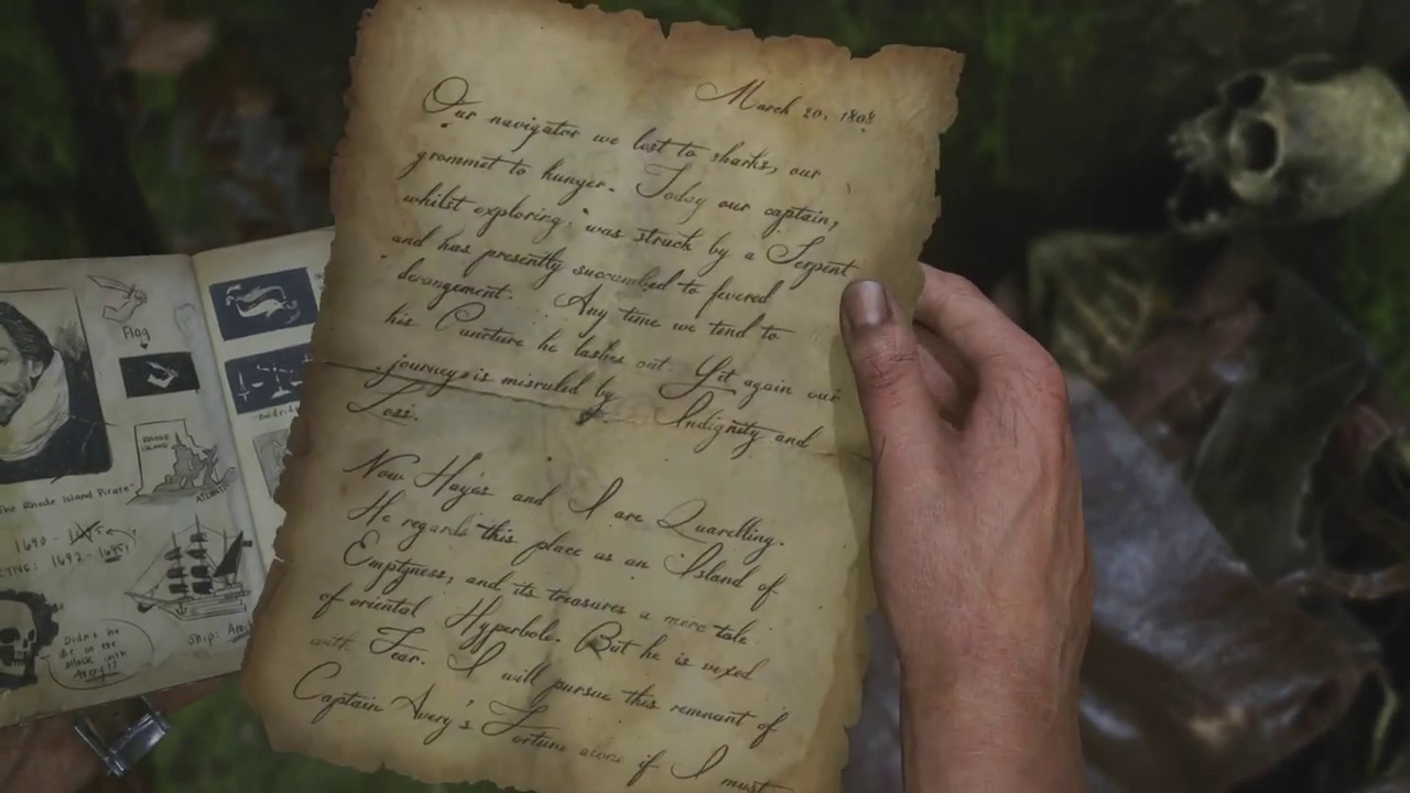 Uncharted 4 Plot Revealed – Load the Game