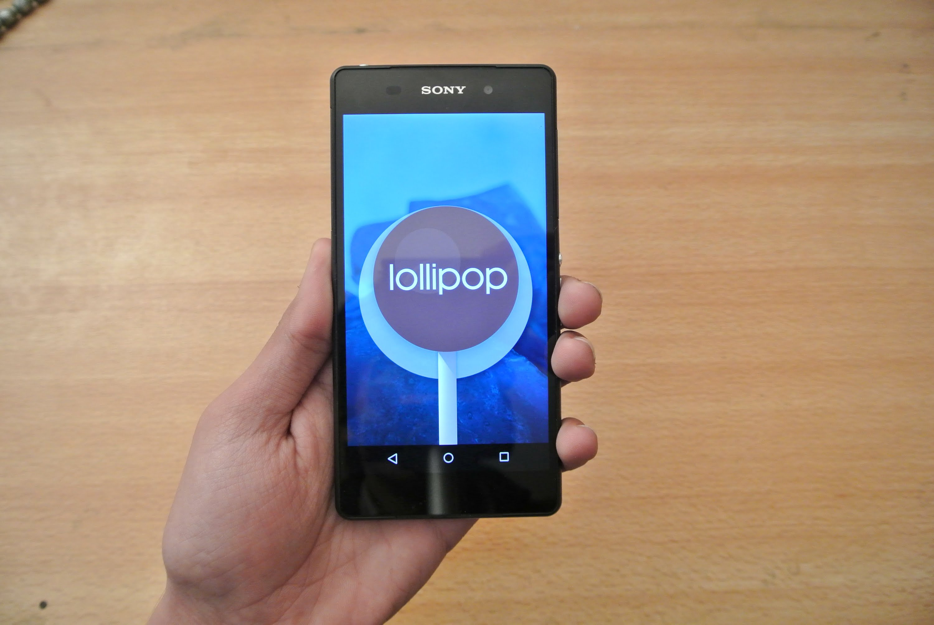 Xperia Z2, Z2 Compact and Z prepping for Android Lollipop