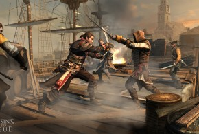 Assassin's Creed: Rogue will feature eye-tracking