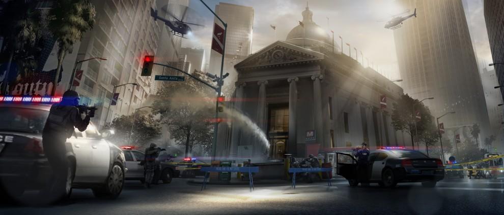 Battlefield Hardline multiplayer
