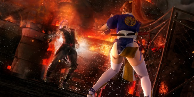 Dead or Alive 5 trailer