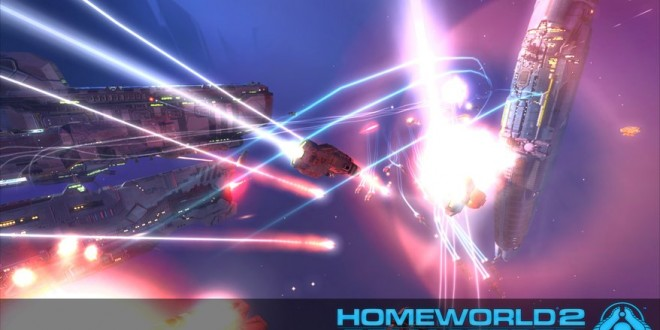 Homeworld Remastered game