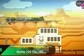 OlliOlli 2 Pre-release Screenshot
