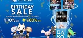 Sony Continues Anniversary PS Vita Sale