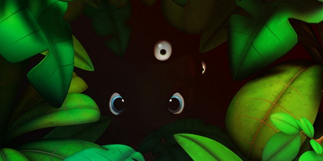 Playtonic Games First Project Teaser