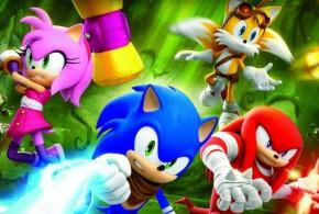 Sonic Boom Sega