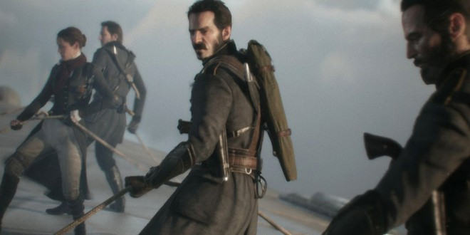 a screenshot from The Order: 1886