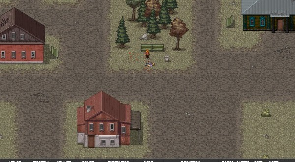 MiniDayZ Screenshot