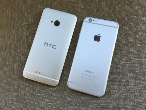 htc-one-m7-vs-iphone-5s-design