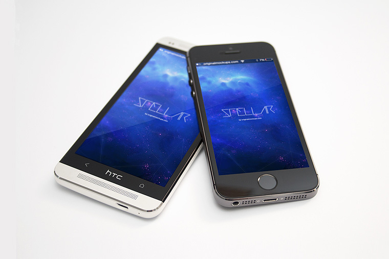 htc-one-m7-vs-iphone-5s-display-design