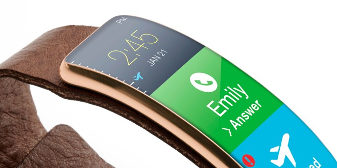 HTC smart watch for Android and iOS, running on own OS ...
