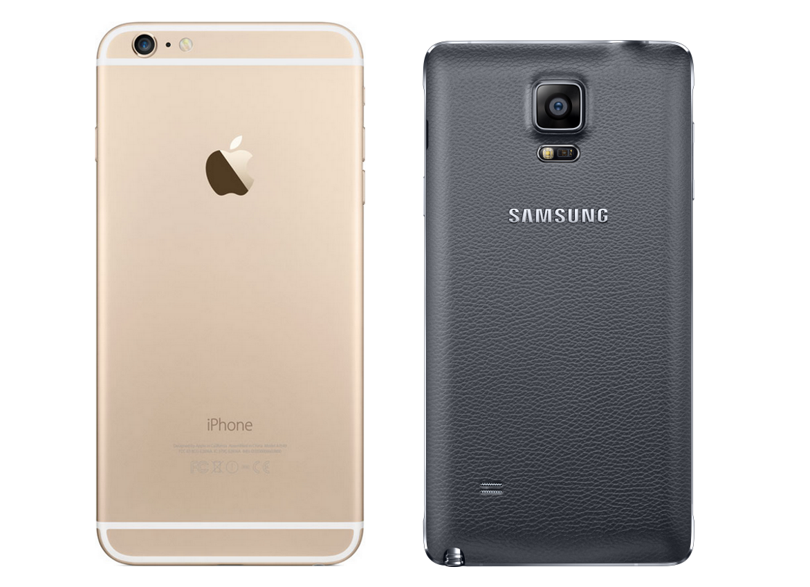 iphone-6-plus-vs-galaxy-note-4-design-display