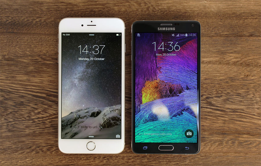 iphone-6-plus-vs-galaxy-note-4-display