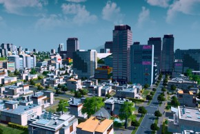 Cities Skyline Screenshot