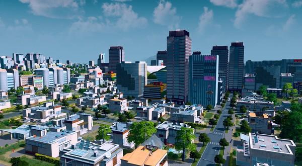 Cities Skyline Screenshot