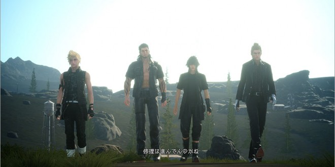 Square Enix JRPG