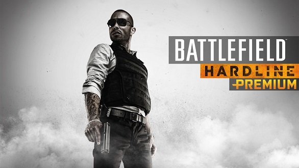 Battlefield Hardline Premium logo