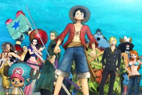 One Piece: Pirate Warriors 3 Straw Hat Crew