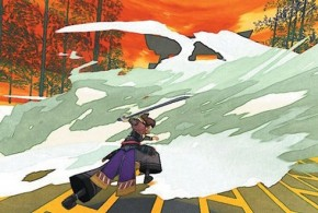 Oreshika: Tainted Bloodlines fight screenshot