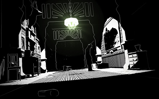 White Night PS4 screenshot