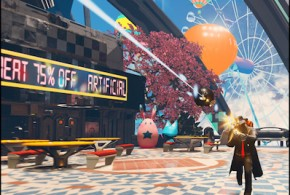 Wormhole City Screenshot