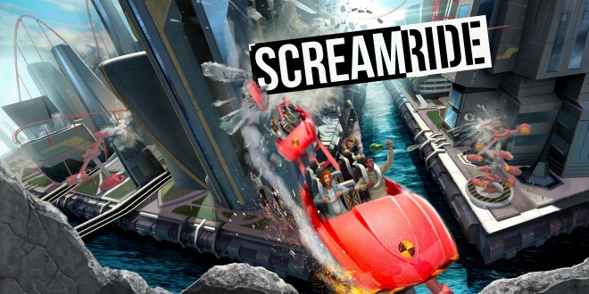 Screamride Xbox