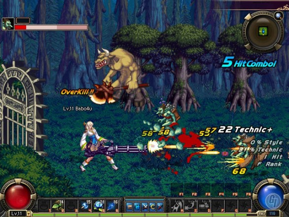 dungeonfighteronline