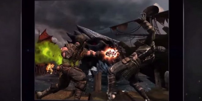Mortal Kombat X (10) on mobile devices (Android and iOS)