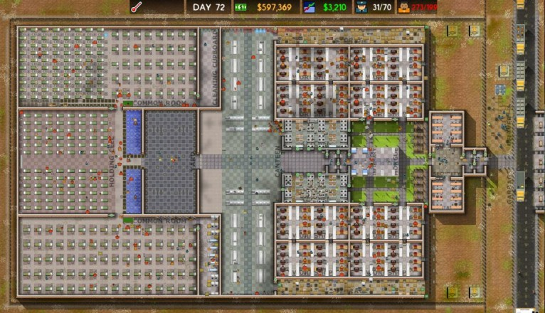3 early access games worth your money load the game for Jail architect