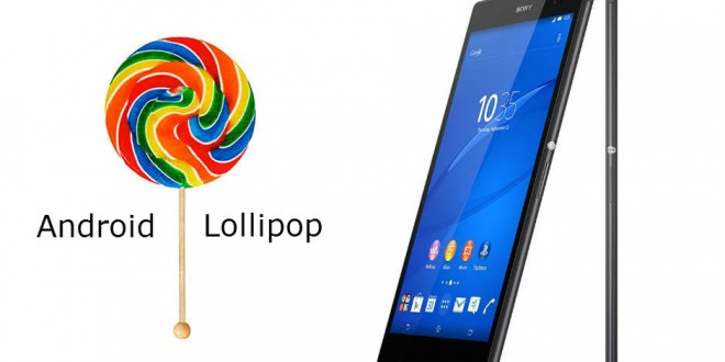 Sony finally rolling out Android 5.0 to its entire Xperia ...