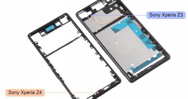 sony-xperia-z4-vs-xperia-z3-leaked-chassis