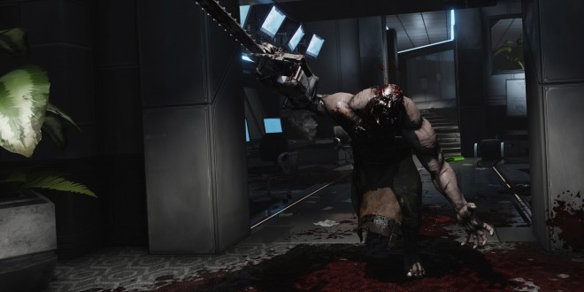 Killing Floor 2 Scrake Charge