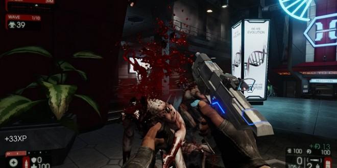Killing Floor 2 Pistol Shot