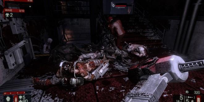 Killing Floor 2 bloody