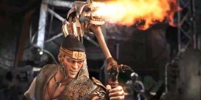 Mortal Kombat's first gay character… Can we get over it?