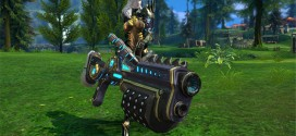 Tera reveals the Gunner class!