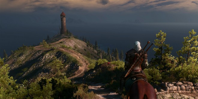 Witcher 3 goes gold, confirmed for May release