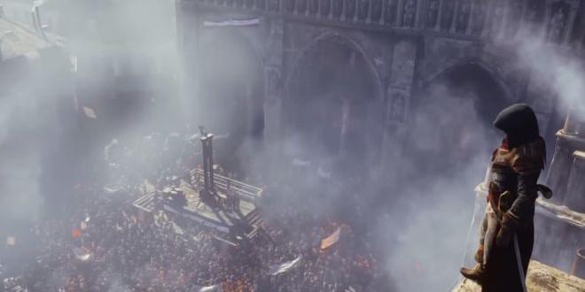 Assassins Creed Unity Teaser