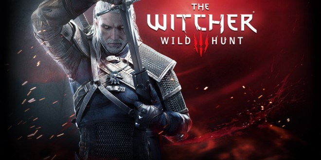Geralt of Rivia - the Wicher 3's protagonist