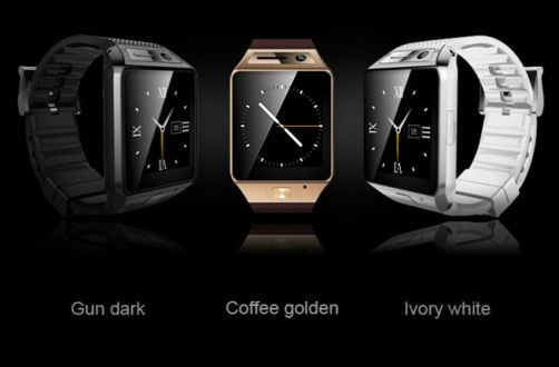 GV08S Smart Watch with SIM
