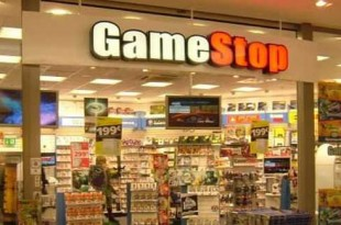 Gamestop shop