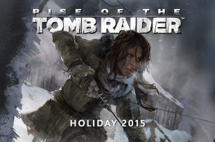 New Rise of the Tomb Raider Footage Released