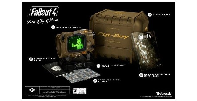 Fallout 4 Pip Boy Limited Edition