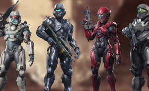 Halo 5 Guardians Meet The New Ish Playable Characters